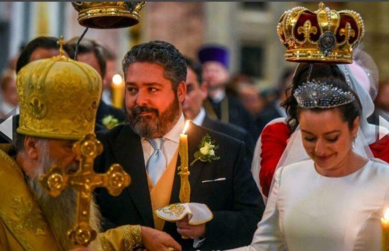 Племићко вјенчање у Русији после 100 година: Оженио се потомак династије Романов