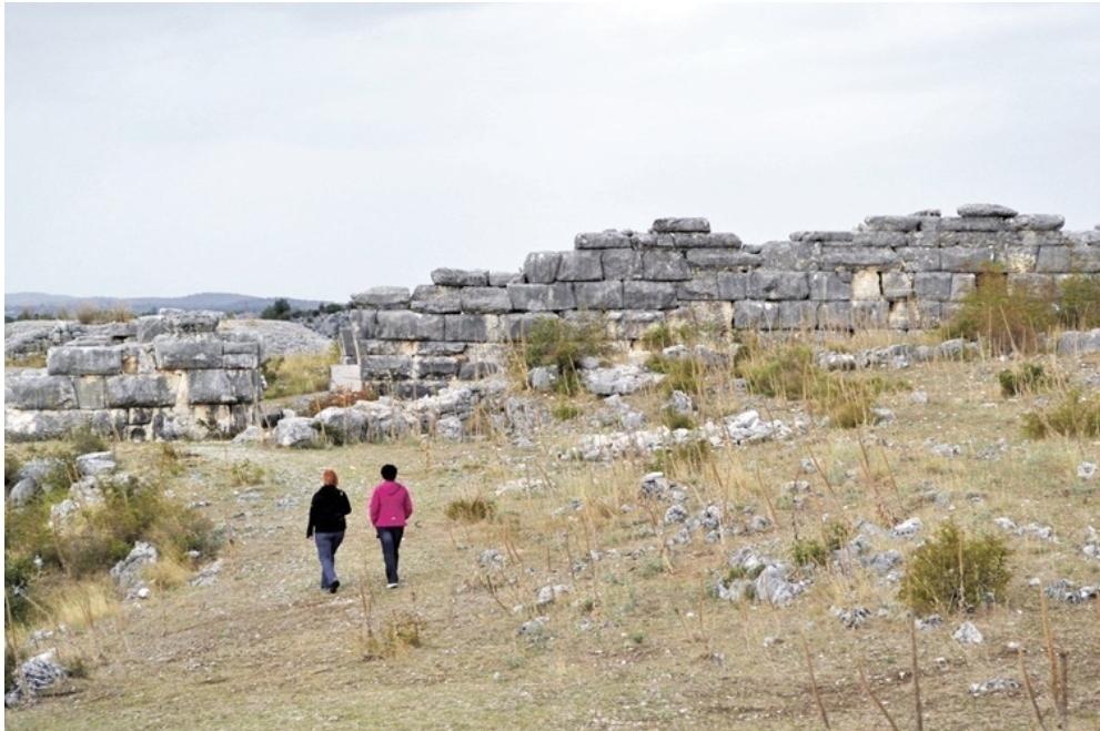 Град из прошле ере: ХЕРЦЕГОВАЧКА МИКЕНА