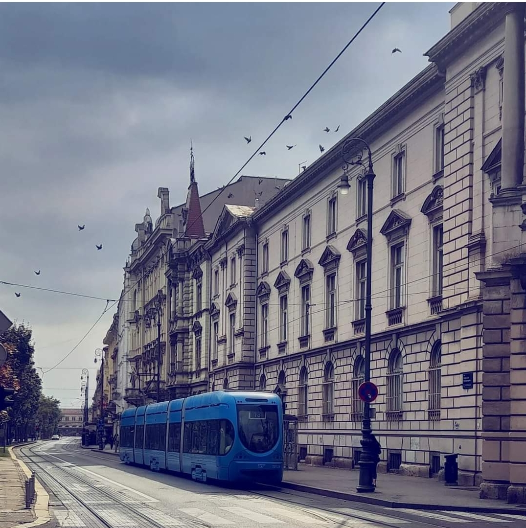 Славица М. Перућица: Записи из Загреба