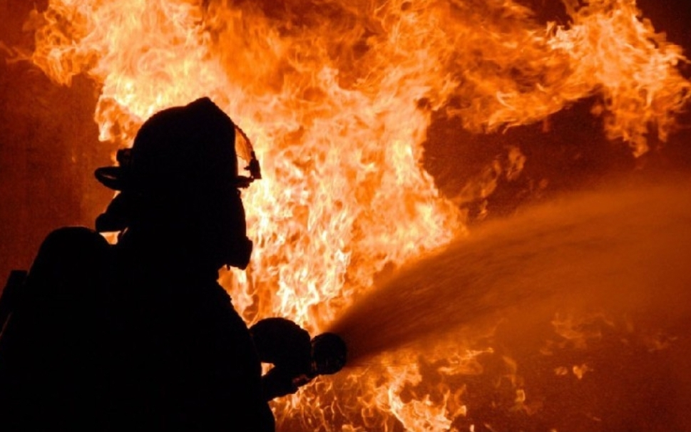 Требиње: Изгорио аутомобил полицијског инспектора